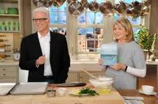 Best Ted Danson Quotes on Martha Stewart Show