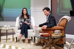 Bethenny Frankel on Nate Berkus Show – April 19