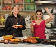 Eva Longoria on Martha Stewart Show Quotes