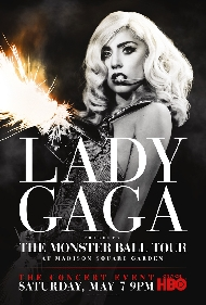 Lady Gaga Monsterball concert on HBO – Teaser Videos