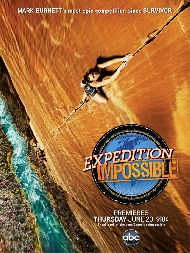 Reasons to Watch Expedition Impossible June 23 on ABC 9/8 C