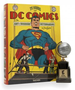 taschen-dc-comics-art-modern-mythmaking-eisner-award