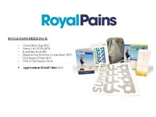 royal-pains-contest-giveaway-prize