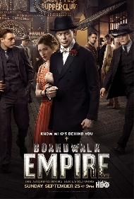 Boardwalk Empire Returns for second season – premieres September 25