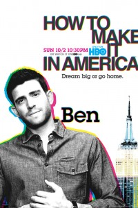 HBO's How To Make It In America Character Posters