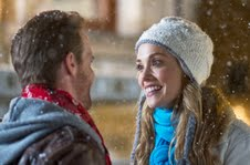 Lucky Christmas with Elizabeth Berkley premieres November 12 on Hallmark