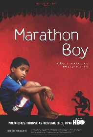 HBO Documentary Films Presents – Marathon Boy November 3 8PM ET/PT