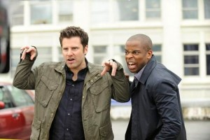 Psych Season Six non Spoilery Interview with James Roday and Dule Hill – Shawn and Gus