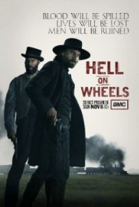 AMC Hell on Wheels premiere best quotes and spoilers
