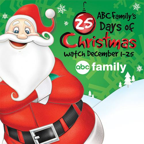 ABC Family 25 Days of Christmas 2014 Schedule - Series & TV
