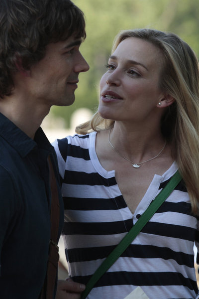 Confirm. All are auggie and annie dating on covert affairs share