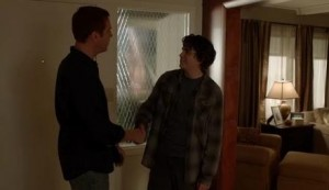 Homeland S01E11 The Vest spoilery preview and best quotes Is Brody a suicide bomber? Is David the leak?