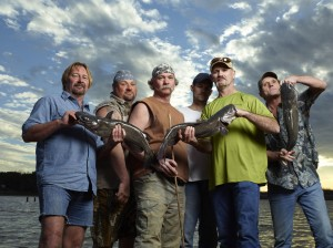 Mudcats to Premiere Thursday February 9 10PM on HISTORY