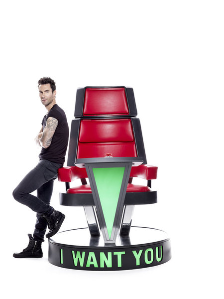 Awesome The Voice Coach Chairs Tour