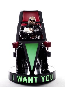 Wanna sit on The Voice Coach Chair? Now you can!
