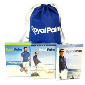 Royal Pains Prize Pack Winter 2012