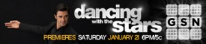 Dancing with the Stars on GSN this weekend featuring Nelly Furtado performance