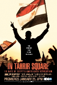 In Tahrir Square: 18 days of Egypt´s Unfinished Revolution premires January 25 on HBO