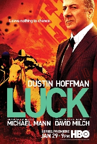 Luck premieres January 29 on HBO – Visit the Set of Luck – Video