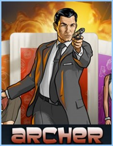 Cancelled and Renewed Shows 2012: FX renews Archer for season four