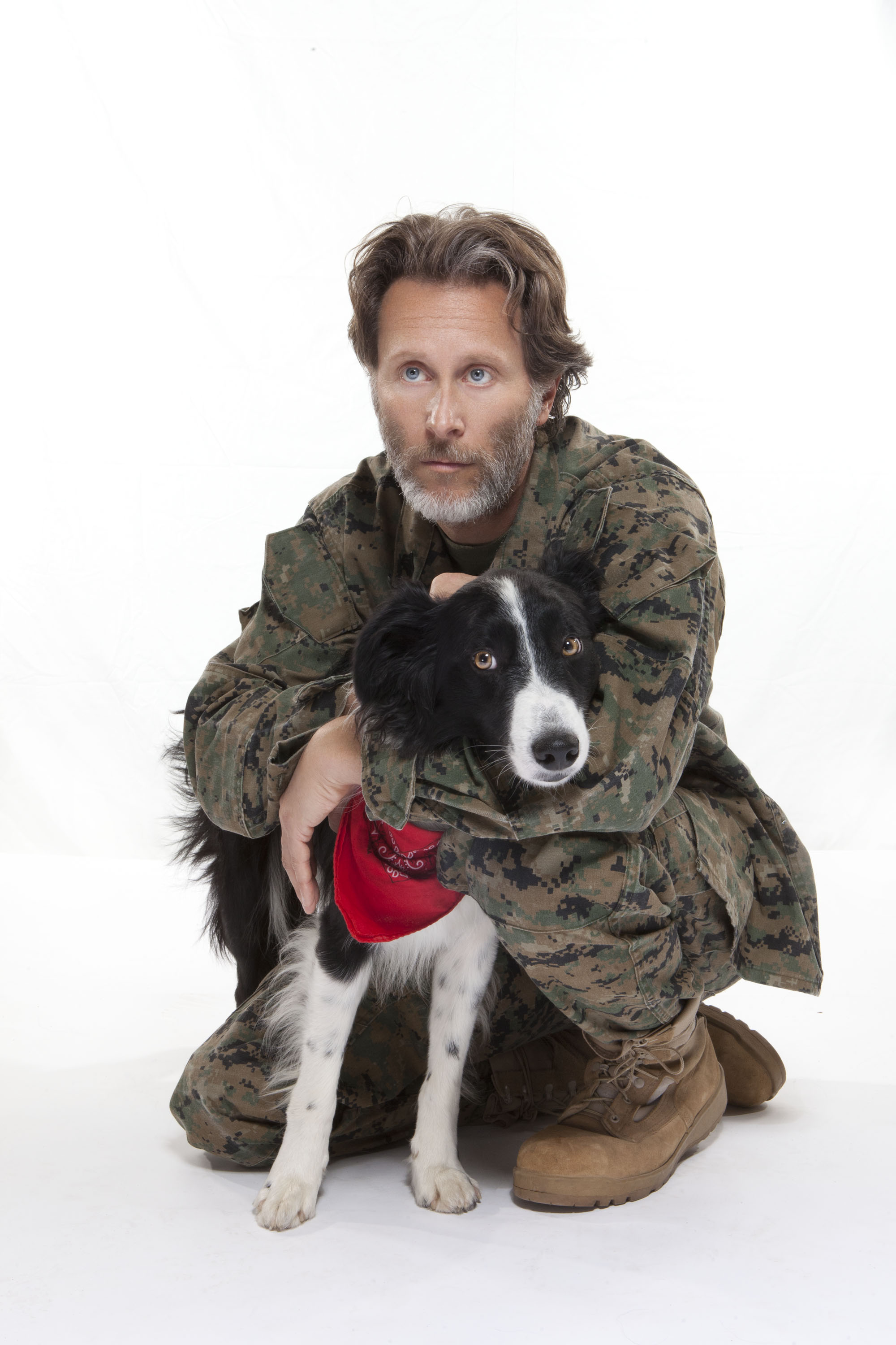 Duke with Steven Weber premieres April 28 on Hallmark Movie Channel