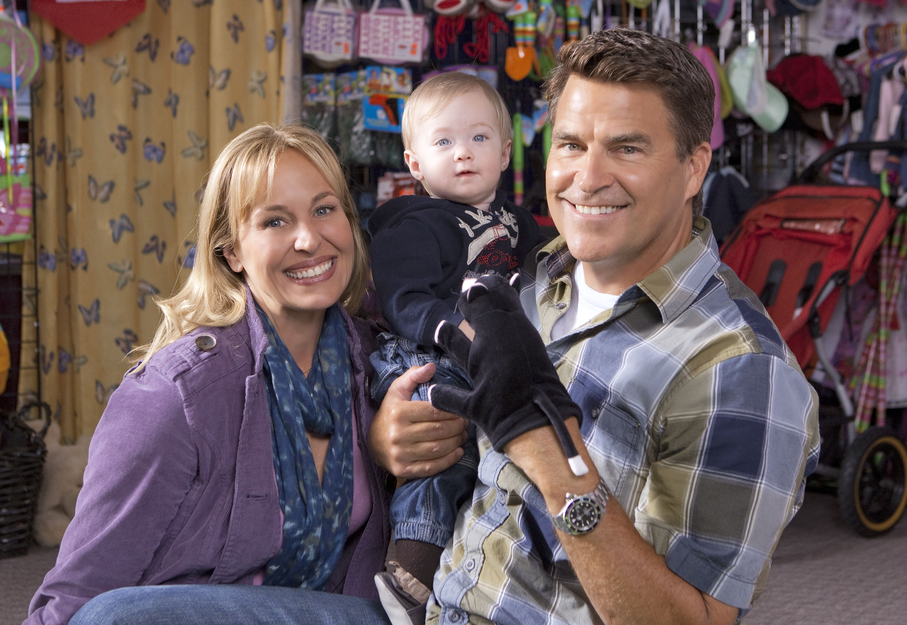Notes From The Heart Healer with Genie Francis and Ted McGinley premieres May 13 on Hallmark Channel