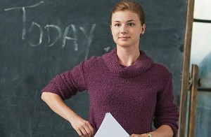 Beyond the Blackboard with Emily VanCamp premieres February 25 on Hallmark Channel