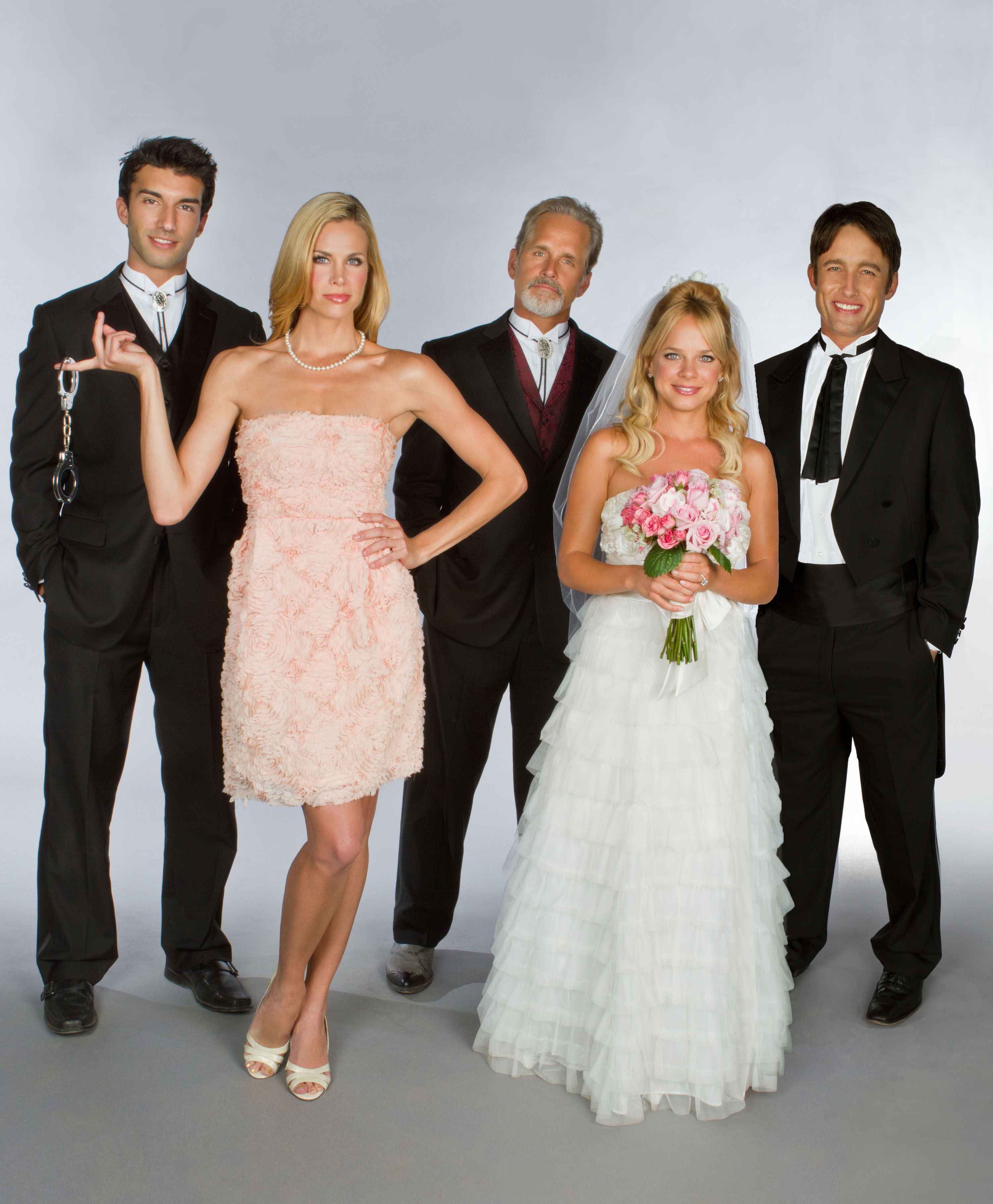 Undercover Bridesmaid premieres April 15 on Hallmark Channel