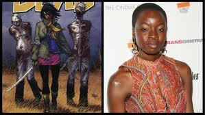 The Walking Dead Casting News: Danai Gurira as Michonne