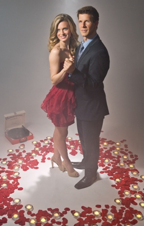 How to Fall in Love premieres July 21 on Hallmark with Brooke D´Orsay and Eric Mabius