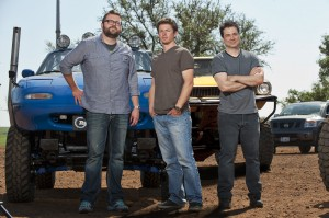 Cancelled and Renewed Shows 2012: HISTORY renews Top Gear US for season three