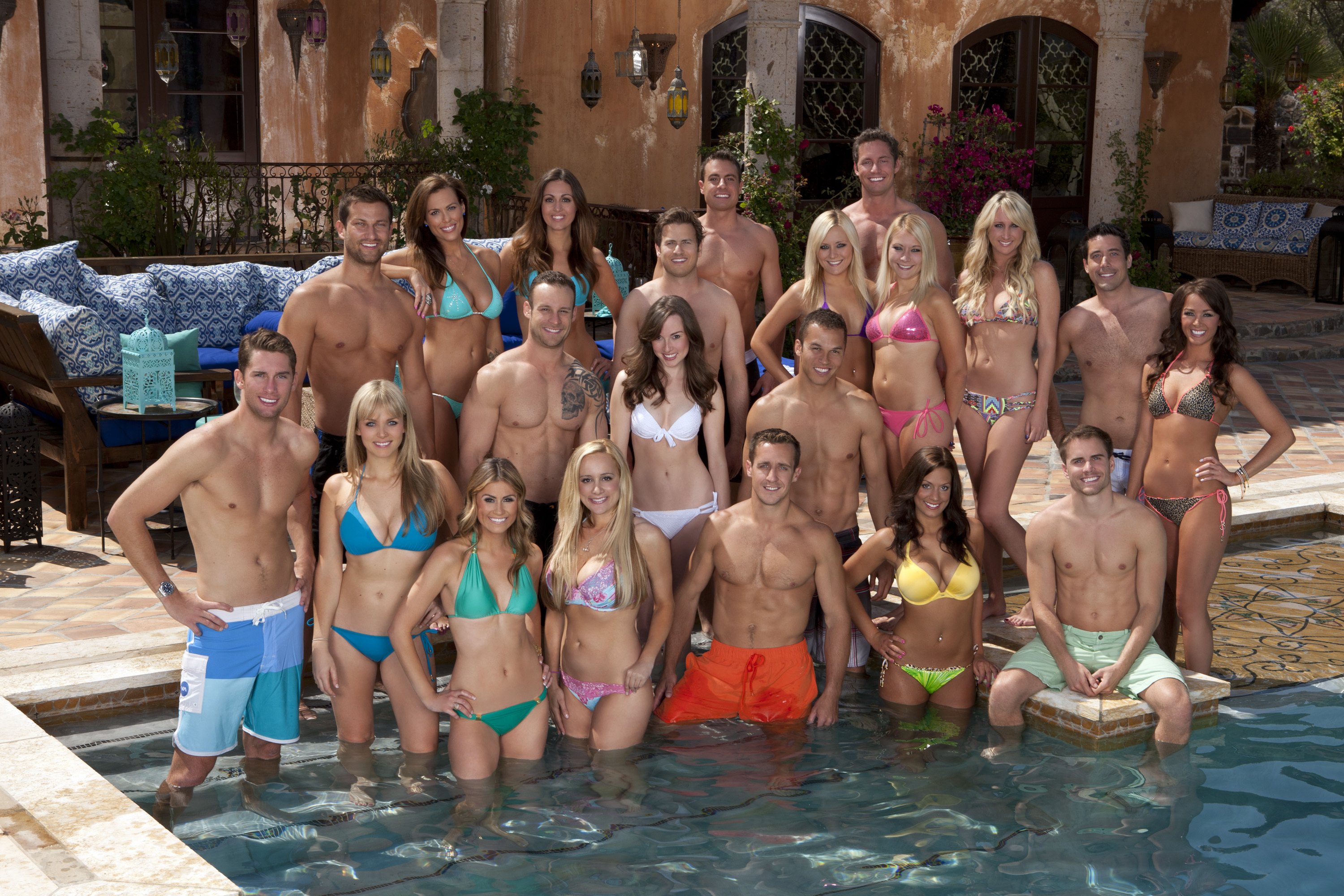 Bachelor pad hosted by chris harrison bachelor pad returns monday july