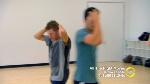 all-the-right-moves-spoiler-travis-wall-under-the-gun-taja-episode-2