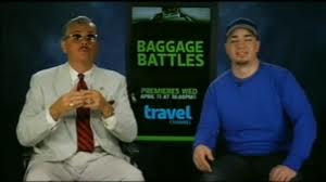 dating show called baggage battles