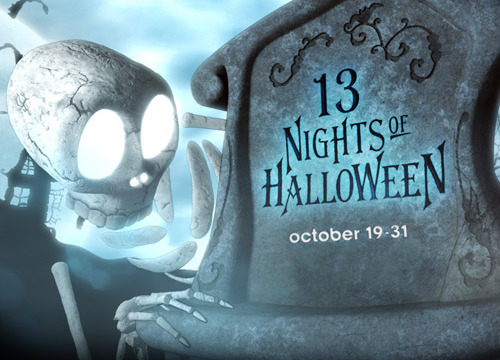 13 nights of halloween programming abc family 2012