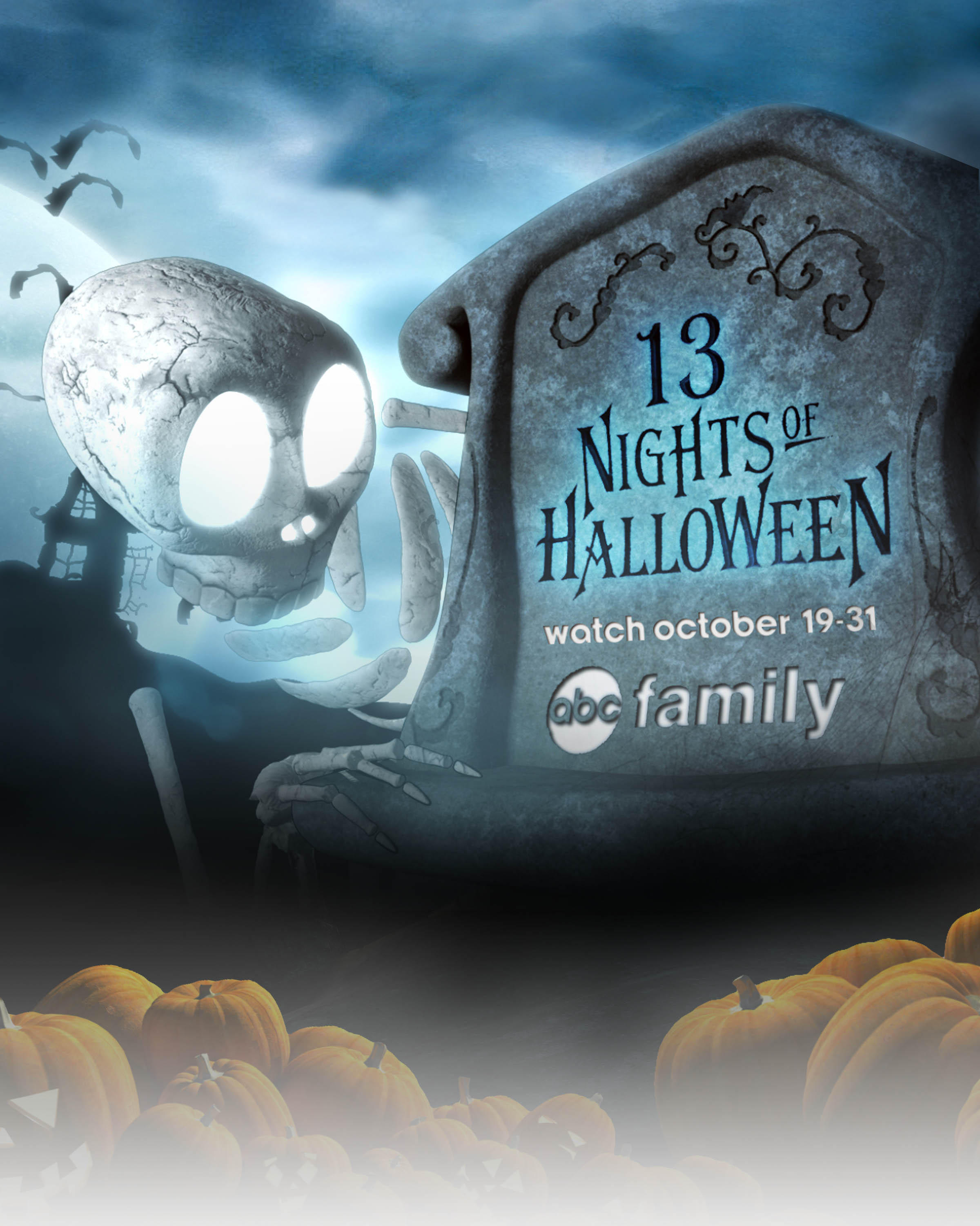 ABC FAMILY'S 13 NIGHTS OF HALLOWEEN - Series & TV