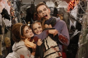 Special Halloween episodes in NBC Comedy 2012 and Grimm