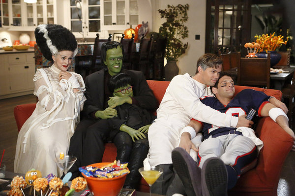 Special Halloween episodes in NBC Comedy 2012 and Grimm - Series & TV