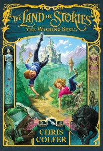The Land of Stories – The Wishing Spell by Chris Colfer – Book Review