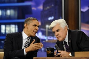 President Barack Obama on The Tonight Show with Jay Leno best video moments