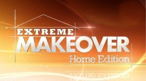 Extreme Makeover Home Edition with four Holidays Specials on ABC