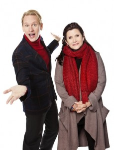 It´s Christmas, Carol! to premiere November 18 8/7 C PM on Hallmark Channel