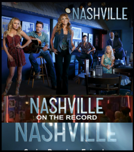 ABCs Nashville launches a webseries – watch the first webisode of On The Record