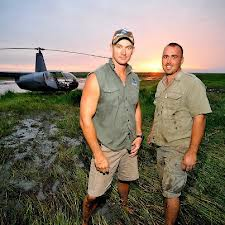 Outback Hunters premieres Sunday October 21 10PM on HISTORY