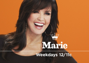 What will happen on the next week of Marie, November 19 to 23 on Hallmark