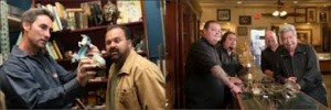 American Pickers and Pawn Stars Crossover Monday November 5 on HISTORY