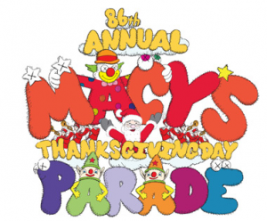 86th Macy´s Thanksgiving Day Parade to air November 22 9AM to Noon