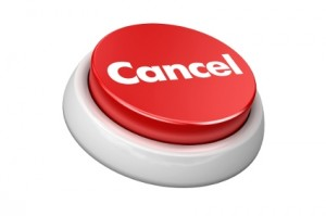 Complete List of Cancelled Shows on 2013 – updated with each announcement