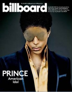 New Billboard magazine hits the stands with Prince on its cover