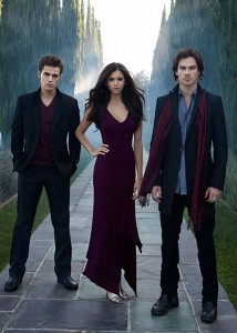 The CW renewed The Vampire Diaries for season five